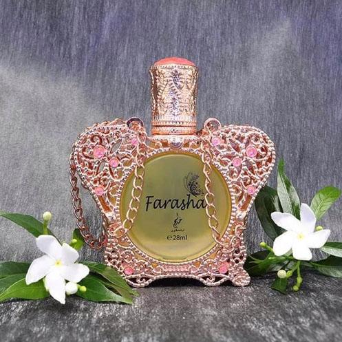 tinh dầu nước hoa farasha nhe nhang