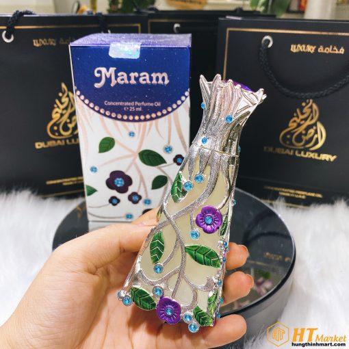 Tinh dầu Dubai Maram ngọt ngào sang chảnh 25m