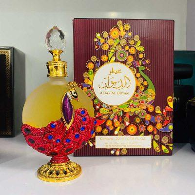 Tinh dầu nước hoa Dubai Attar Al Diwan sexy