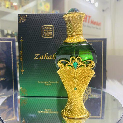 tinh-dau-nuoc-hoa-Dubai-zahabia-ngot-diu