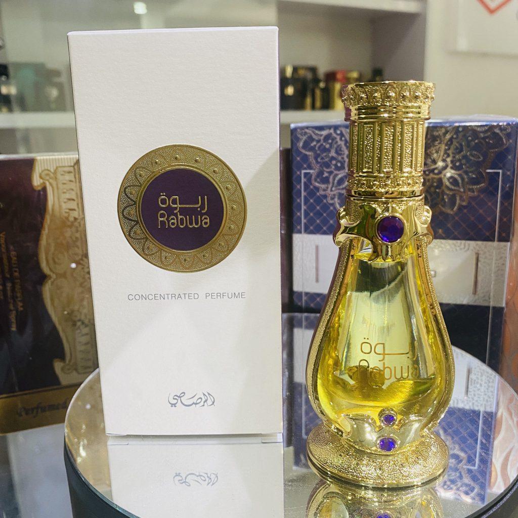Tinh dầu nước hoa Dubai Rabwa tại HT Market