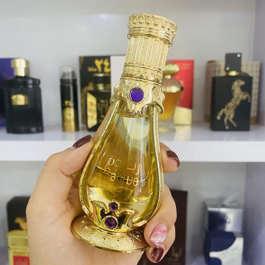 Tinh dầu nước hoa dubai Rabwa sang trọng
