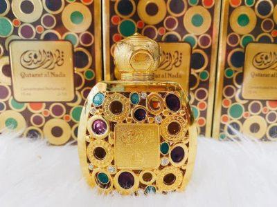 Tinh dầu nước hoa Dubai Qatarat Al Nada dịu nhẹ