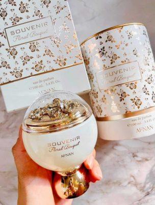 Nước hoa Dubai Souvenir Floral Bouguet sang trọng